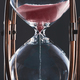 Hourglass Clock Is Ticking - PhotoDune Item for Sale