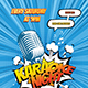 Karaoke Flyer Bundle - GraphicRiver Item for Sale