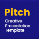Pitch Keynote Presentation - GraphicRiver Item for Sale