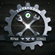 Mechanics Service Logo - VideoHive Item for Sale