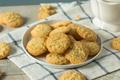 Sweet Homemade Vanilla Wafer Cookies
