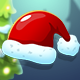Santa's Mission Match3 HTML5 Game w/ Map & 25 Levels