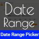 DateRange - Multipurpose Bootstrap Date Range Picker