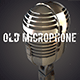 Old Microphone - VideoHive Item for Sale
