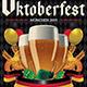 Oktoberfest Flyer Template V12 - GraphicRiver Item for Sale
