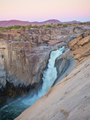 Augrabies Falls at Dusk - PhotoDune Item for Sale