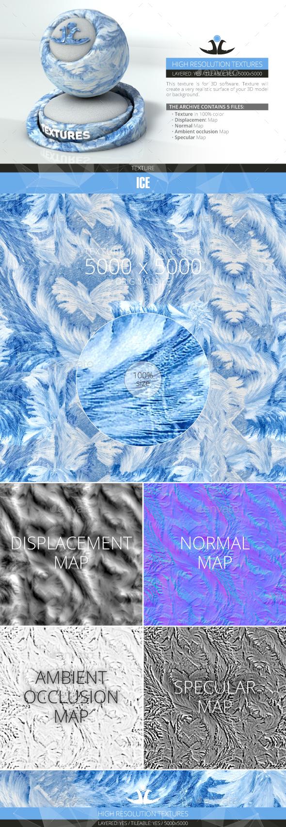 3DOcean Ice 2 21000026