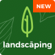 Landscaping - Garden Landscaper WordPress