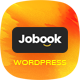 Jobook - Startup Company WordPress Theme - ThemeForest Item for Sale