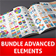 Bundle Advanced Infographic Elements