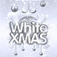White Xmas Flyer Template