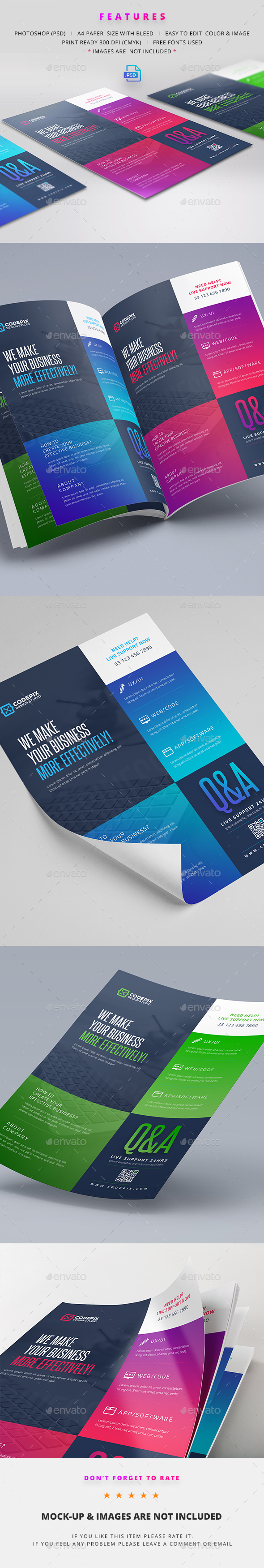 GraphicRiver Flyer 21001892