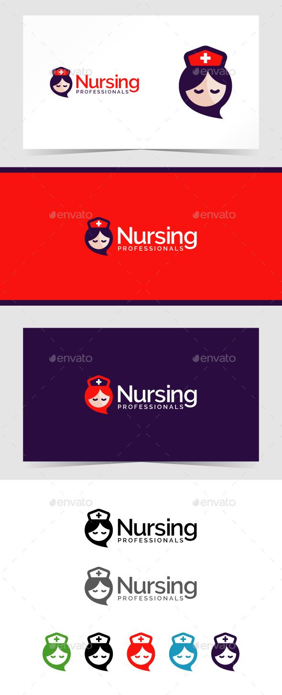 GraphicRiver Nursing Logo 21002219