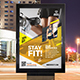 Fitness/Gym Poster Template - GraphicRiver Item for Sale