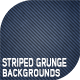 10 Striped Grunge Backgrounds