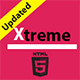 Xtreme - Fashion eCommerce HTML5 Template - ThemeForest Item for Sale