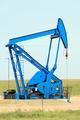 Texas Oil Pump Jack Fracking Crude Extraction Machine - PhotoDune Item for Sale