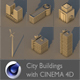Low Poly City Building Collection 2 - 3DOcean Item for Sale
