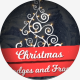 Christmas Badges and Frames - VideoHive Item for Sale