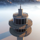 Control Tower at Sunset - VideoHive Item for Sale