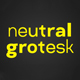 Neutral Grotesk Typeface - GraphicRiver Item for Sale