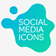 Liquid - Social Media Icons - VideoHive Item for Sale