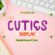 Cuties Font - GraphicRiver Item for Sale