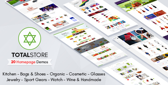 Download TotalStore - All in One Niche Store WooCommerce WordPress Theme