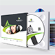 CD / DVD Disk and Cover Case Design Template