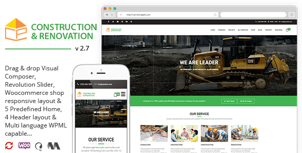 Construction - Construction Building Company