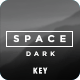 Space Dark Keynote