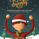Ugly Sweater Kids Christmas Flyer - GraphicRiver Item for Sale