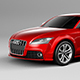 Audi TTS - 3DOcean Item for Sale