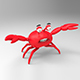 Toon Crab - 3DOcean Item for Sale