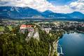 Slovenia Beautiful Nature - resort Lake Bled. - PhotoDune Item for Sale