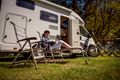 Family vacation travel, holiday trip in motorhome RV - PhotoDune Item for Sale