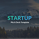 Startup Pitch Deck Google Slide Template