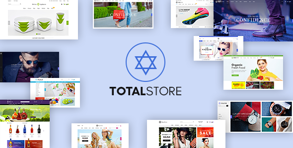 Image of TotalStore - All in One Niche Store WooCommerce WordPress Theme