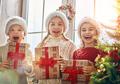 children at Christmas - PhotoDune Item for Sale