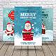 Christmas & New Year Flyer Bundle