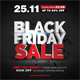 Black Friday Flyer V07 - GraphicRiver Item for Sale