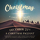 Christmas Church Poster & Flyer - GraphicRiver Item for Sale