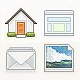 IconJar. 353 Icons - GraphicRiver Item for Sale