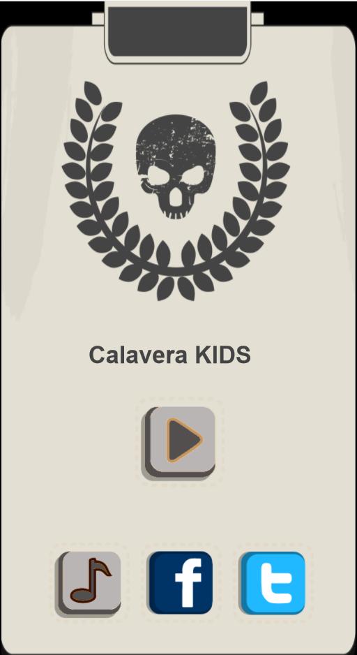 Calavera Kids - HTML5 Casual Game
