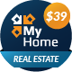 Real Estate WordPress Theme | MyHome - ThemeForest Item for Sale