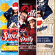 Ugly Sweater Flyer & Poster Bundle - GraphicRiver Item for Sale