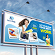 Cleaning Services Billboard Template - GraphicRiver Item for Sale