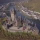 Flight over Cochem Castle in Germany - VideoHive Item for Sale