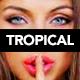 Inspiring Africa Tropical Island