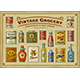 Vintage Grocery Set - GraphicRiver Item for Sale